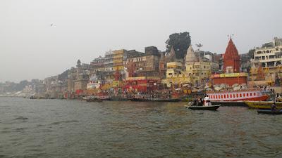 Ghats-of-Varanasi