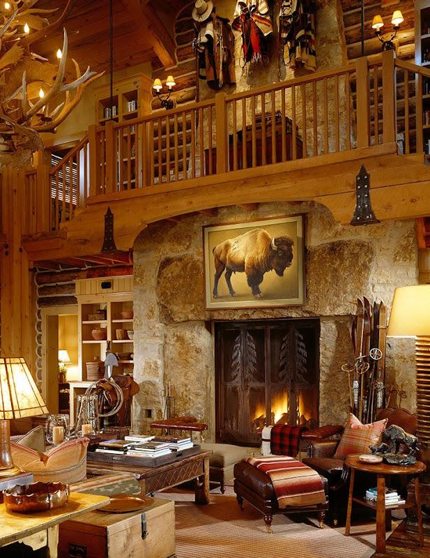 Ralph Lauren Mountain Home
