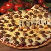 Sausage Pizza Italian Food Recipe