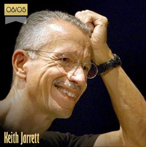 8 de mayo   Keith Jarrett - @KeithJarrettOrg   Info + vídeos