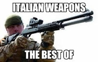 italian weapons - best of