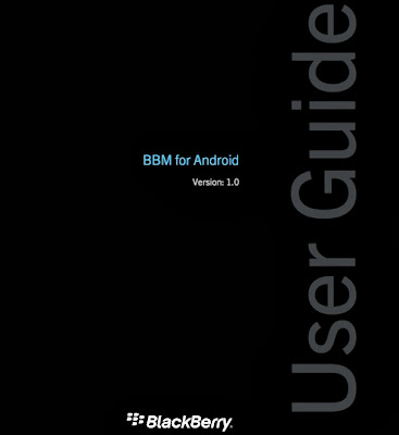 Download Buku Manual BBM Android