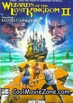 Wizards of the Lost Kindgom ll (1989)