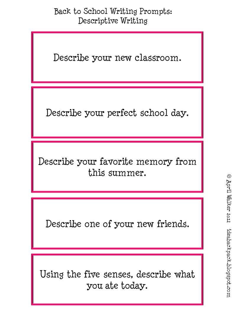 writing prompts for third grade 40 printable writing prompts for 3rd, 4th, and 5th graders i'm also working on a list of writing prompts for beginning writers (k-2nd grade) share 95 pin 10k.