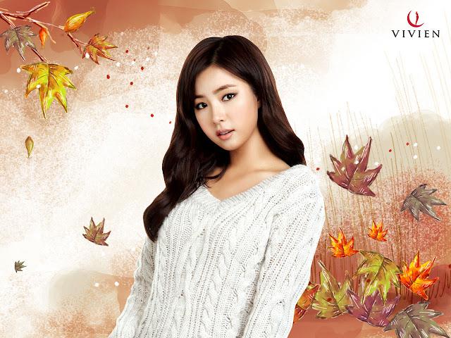 Shin Se Kyung Vivien Wallpaper 5