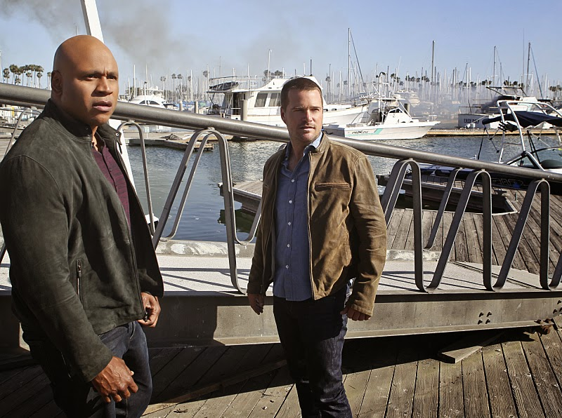 NCIS: Los Angeles - Episode 6.06 - SEAL Hunter - Promotional Photos