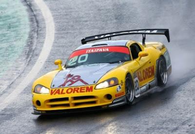 Dodge Viper Competition Coupé