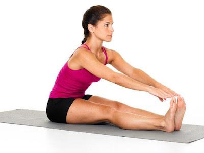 Standing & seated toe touch mampu meningkatkan tinggi badan