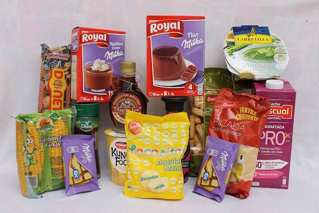 productos degustabox octubre