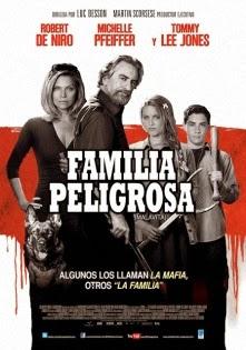 ver Una Familia Peligrosa / Familia Peligrosa / The Family (Malavita) 2013