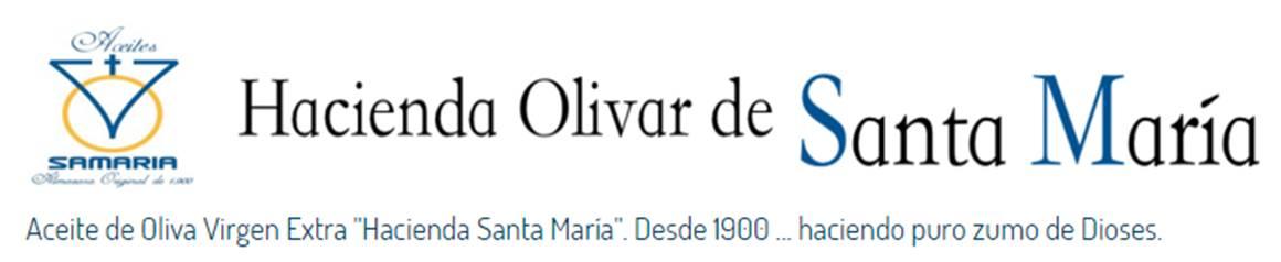 > Aceite Hacienda Olivar de Santa María. Linares (Jaén)