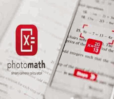 Cool Math Apps - PhotoMath