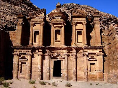Ciudad de Petra en Jordania - que visitar