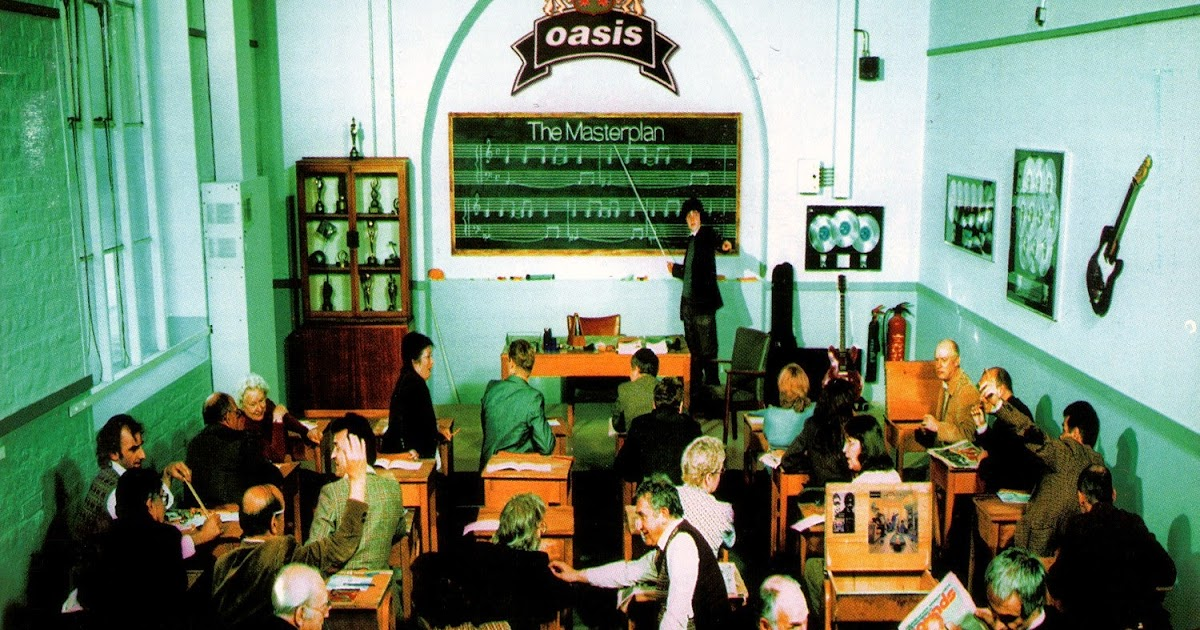 """Finding Faith In A Good Friday World: 92. Oasis """"The ... Oasis Masterplan"""