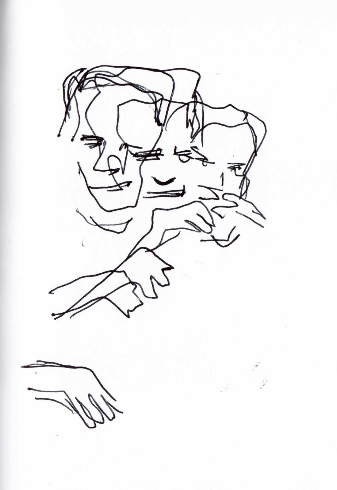 De vuelta con el cuaderno dos polos opuestos y un se or for Papel para dibujar