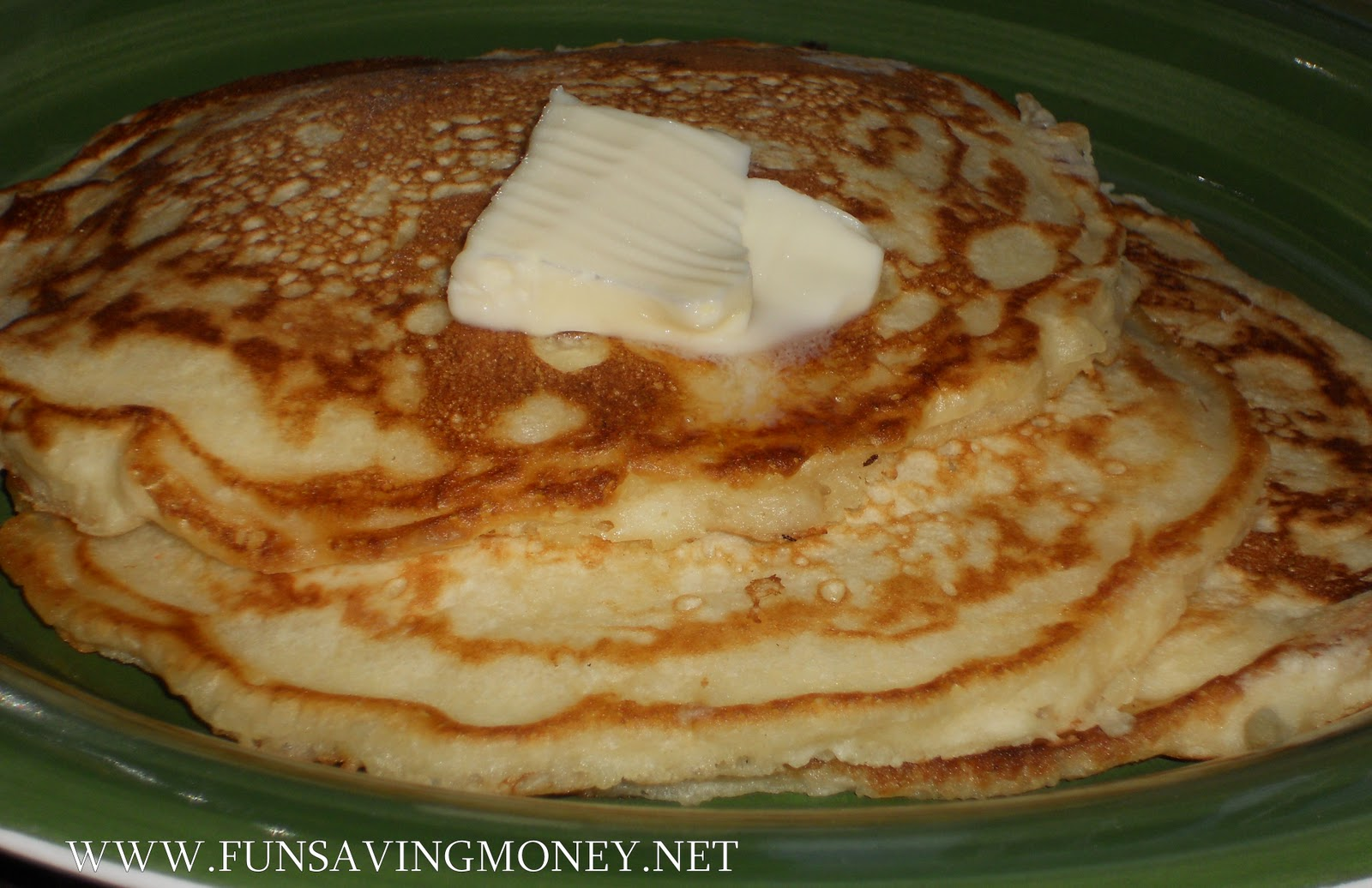 Old-Fashioned Pancakes Recipe - m 59