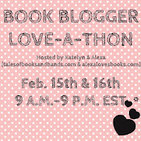 Hello everyone! It is with great excitement and probably more squealing than I should admit, that I bring you the sign-ups for the 2014 Book Blogger Love-A-Thon!!!! *collective happy dancing ensues...unless, that is, you are not a dancer. If that's the case, collective happy clapping ensues* With the help of my dear friend, fellow blogger, and awkward twin, Alexa, we are bringing back an event that is near and dear to our hearts. I started this event as a way for bloggers to take a special day to share the love around the blogoshpere. Last year, with Alexa on board, the event turned into so much more than what I ever could have imagined it being. It was an amazing day and seeing so much love and encouragement getting spread around from blogger to blogger melted my heart into a giant pile of goo. This year is going to bigger and even better than last year and I hope you are all as excited as we are for February to get here! In order to make this year tons more fun, lots more organized, and a whole lot awesomer, there are a few changes that we are making to the event! Take a look below to see just what the whole sha-bang is all about and of course, if it is something that interests you, take the time to fill out the form at the bottom of this post to be added as an official #LoveAThon participant! The Who's:  Who is hosting the event?: Katelyn (a.k.a. Moi!) of Kate's Tales of Books and Bands and Alexa of Alexa Loves Books Who can participate?: Anyone is welcome to join however we do ask that whether you be a book blogger, author, or fellow lover of books, that you know, actually have a blog to participate with! The What's:  What is a Book Blogger Love-A-Thon? A Book Blogger Love-A-Thon is essentially a day dedicated to spreading the love to blogs and the bloggers behind them! There will be time for you to comment on blogs, follow blogs, tweet about blogs, thank blogs, share the word about your old and new favorite blogs, tell another blogger how freaking awesome you t