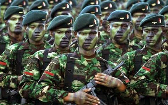 Pengumuman Penerimaan Bintara Prajurit Karier TNI AD