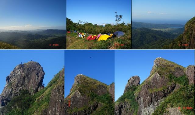 Mt. Pico de Loro and the Pillar, pico de loro cavite, pico de loro trail, pico de loro ternate, pico de loro itinerary, pico de loro difficulty