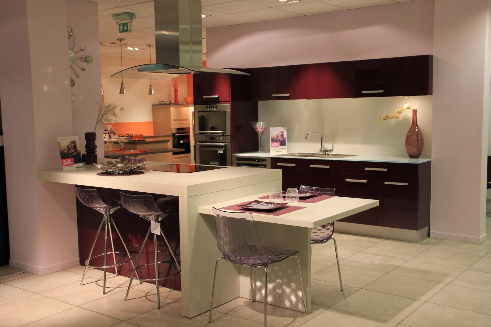 Votre cuisine mobalpa par virginie les expositions du for Voir modele de cuisine