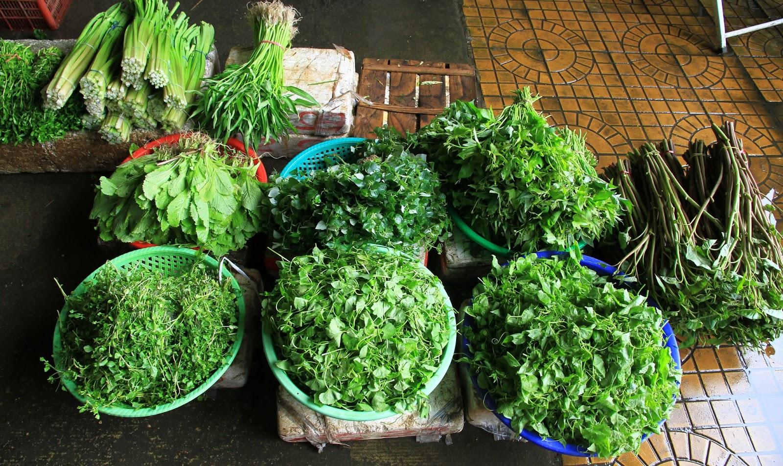 Madskriblerier: det vietnamesiske køkken