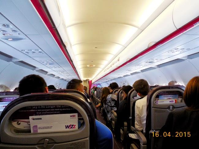 zbor usor cu Wizz Air