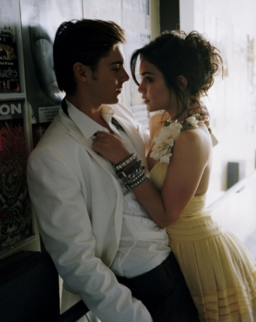 Alex pettyfer and vanessa hudgens photoshoot
