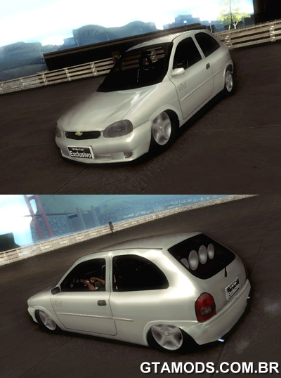 Chevrolet Corsa Wind 2001 Edit