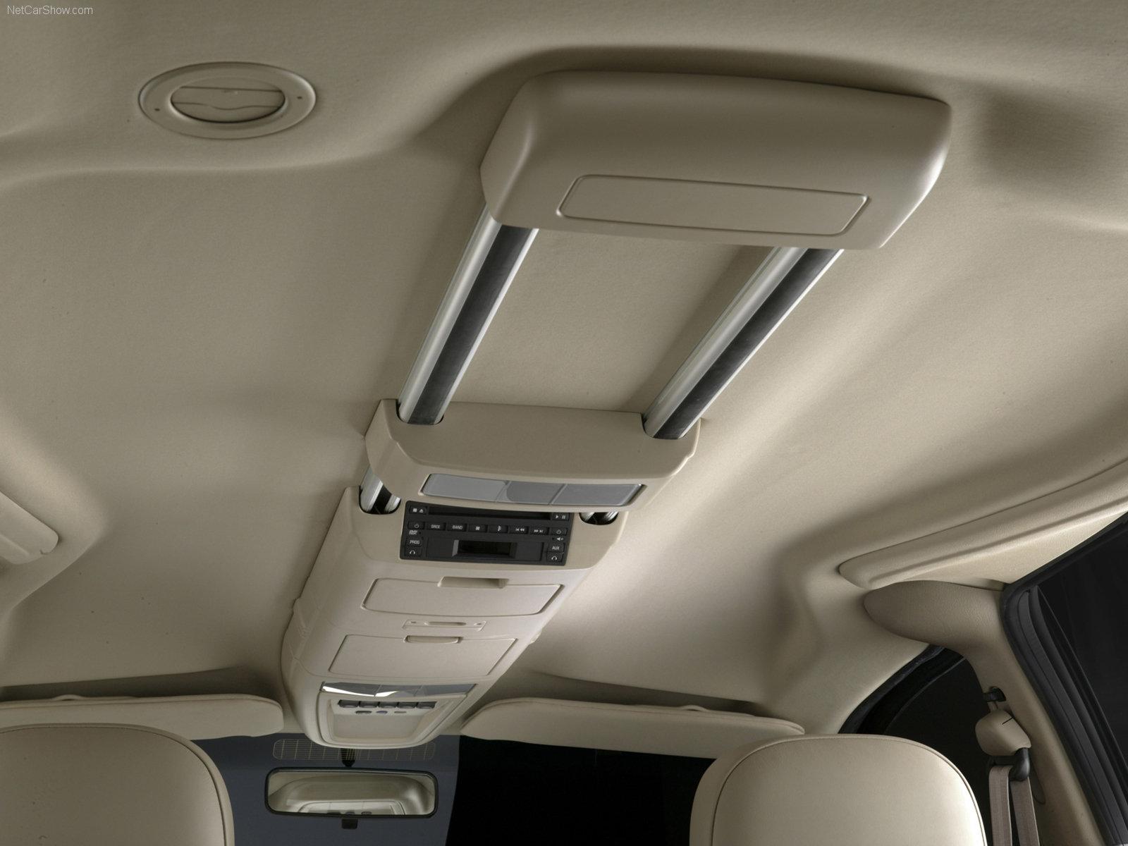 Hình ảnh xe ô tô Saturn Relay 2006 & nội ngoại thất