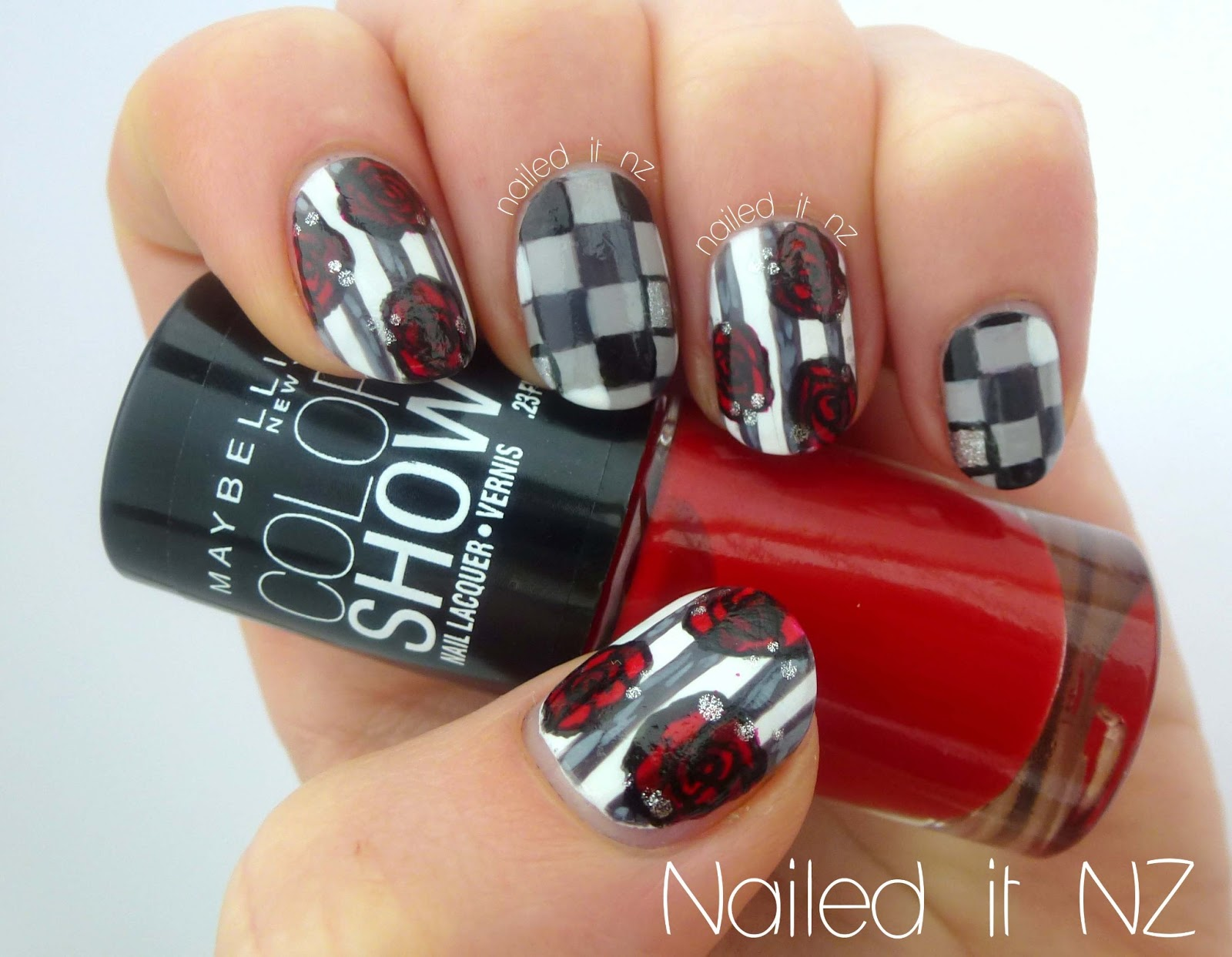 Discussion on this topic: 12 Modern Checkered Nail Art Designs, 12-modern-checkered-nail-art-designs/