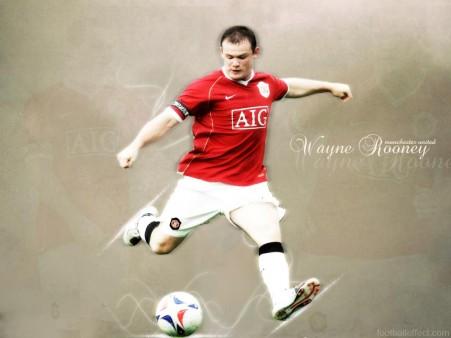 Wayne Rooney wallpaper Manchester United