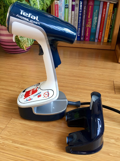 Diary of a Chain Stitcher: Tefal Access Steam Review