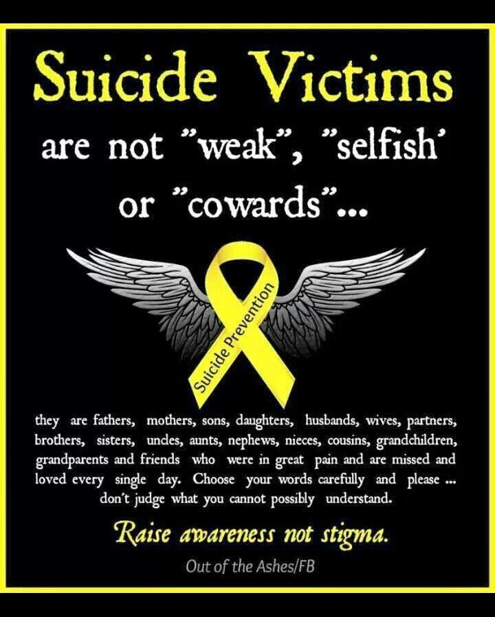 Essays About Suicide