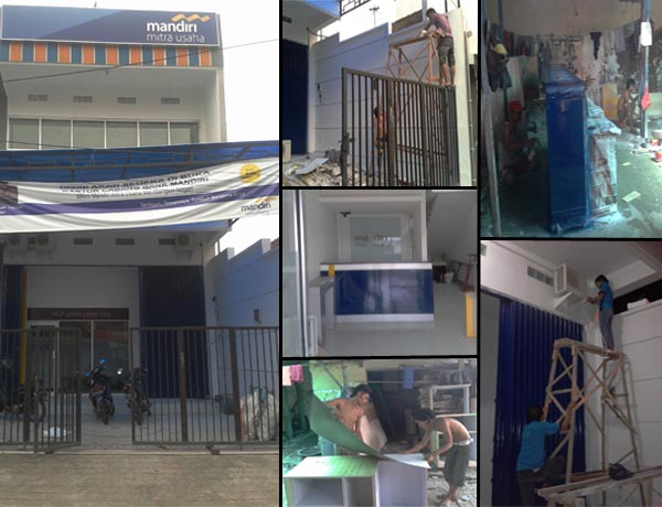 KCP Bank Mandiri Gresik