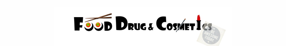 food drug and cosmetics