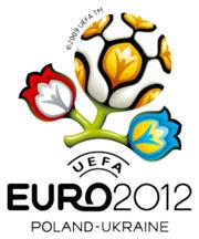 Jadwal Pertandingan Piala Eropa 2012 dan Logo Euro 2012