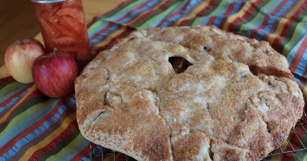 Vegan Eats & Treats!: Apple-Pear-Quince Galette with ...