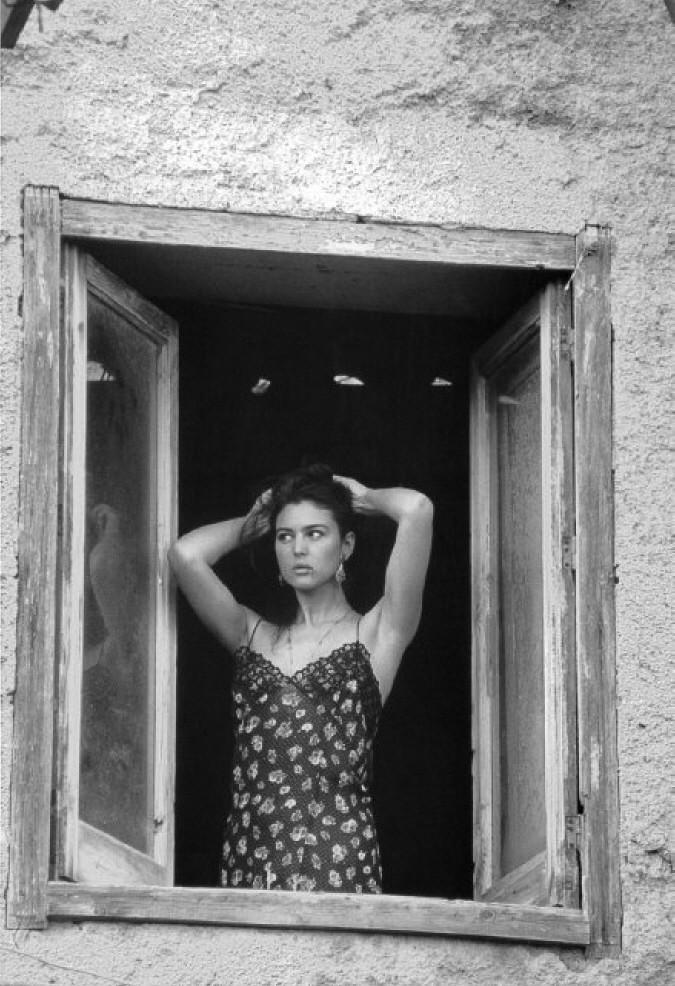 Фото Моники Беллуччи 1991 года