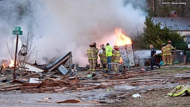 Cordova Gas Explosion