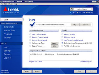 Salfeld Child Control 2012 v12 Full