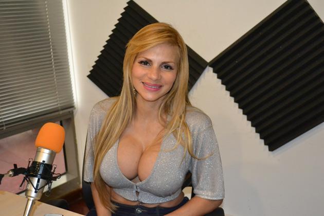 Deliza Rodr Guez Sensual Actriz Se Atrevi A Posar Pletamente