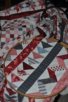 Antieke Quilt