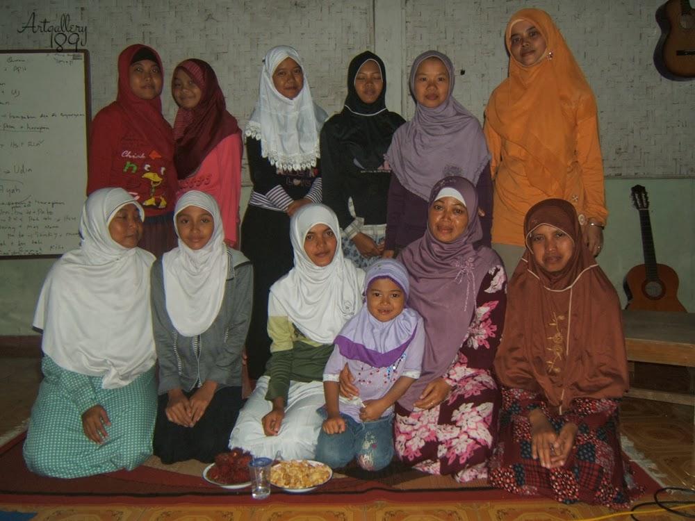My Friends in The Kunci Cahaya 2008-2014