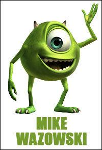 mike wazowski monstruos sa