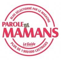 Blog recommandé par Parole de Mamans