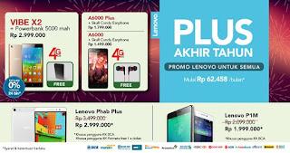 Promo Lenovo Untuk Semua (Promo Bank dan Promo Bundling)