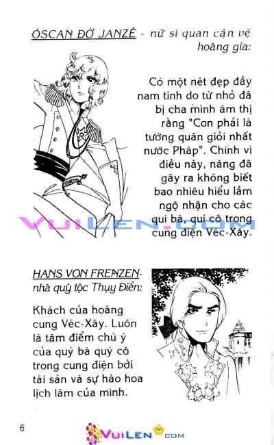 Hoa Hồng Véc-Xây Chapter 5 - Trang 5