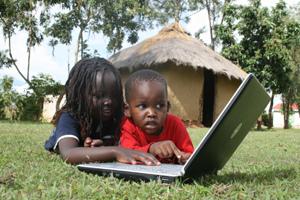 Tinggal Di Pedalaman Bukanlah Alasan Untuk tidak Kenal Internet