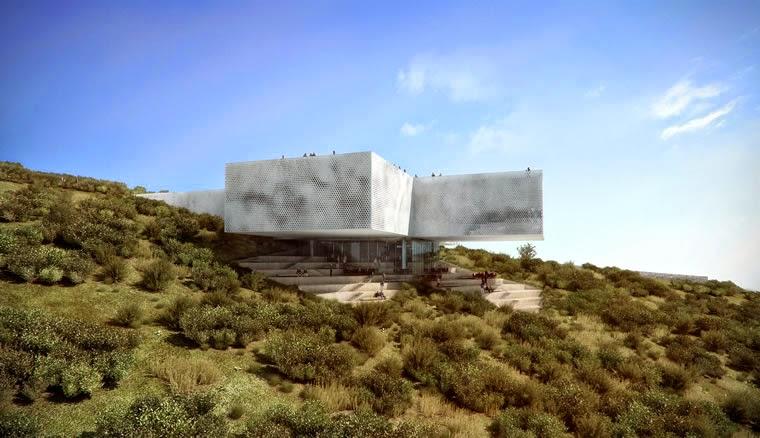 Visita el Museo Tamayo - México, DF.