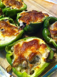 Philly Stuffed Peppers Recipe
